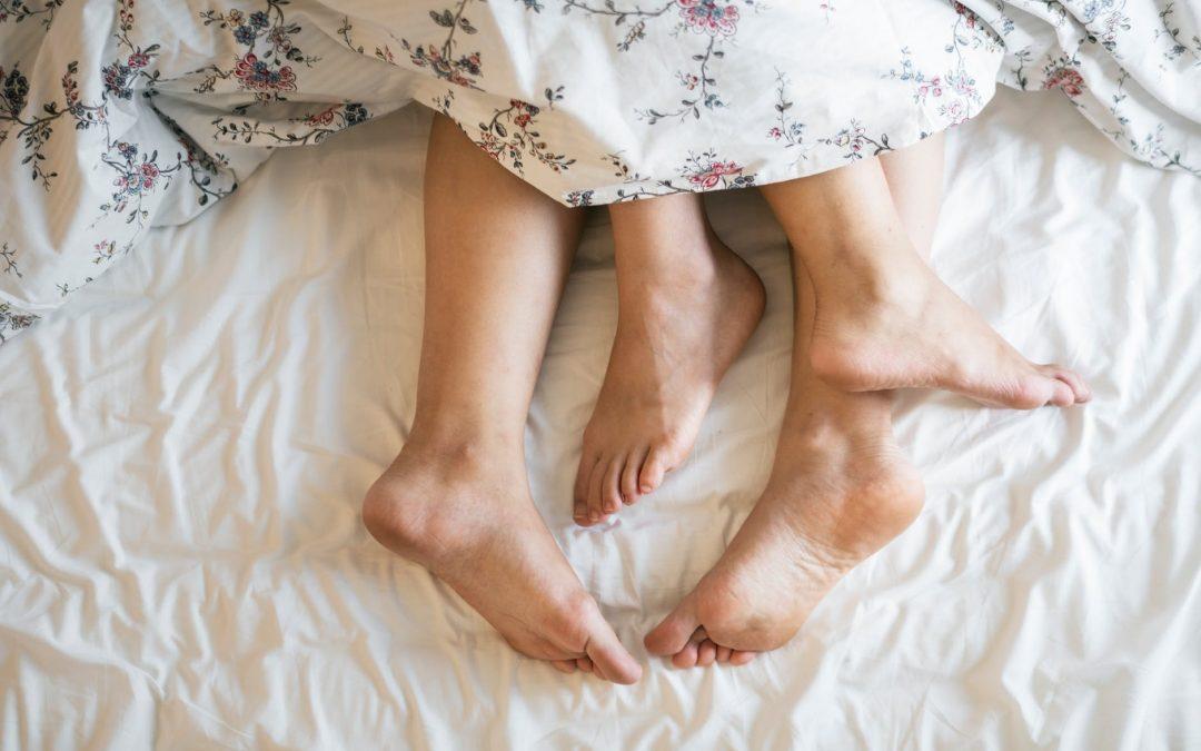 skuteczne spalanie kalorii podczas seksu